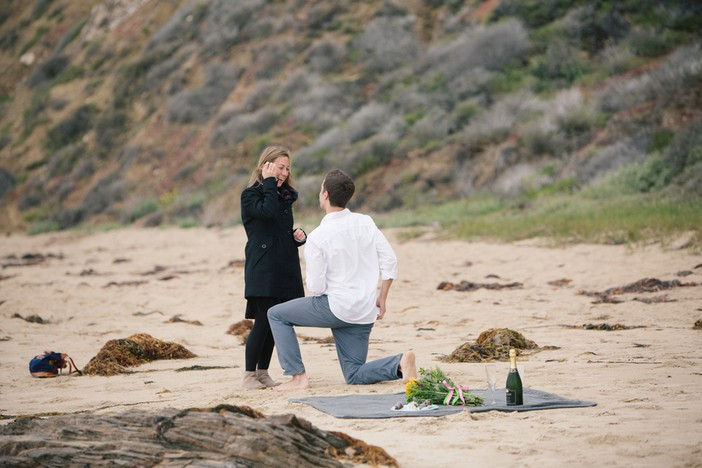 Southern California Beach Marriage Proposal_3