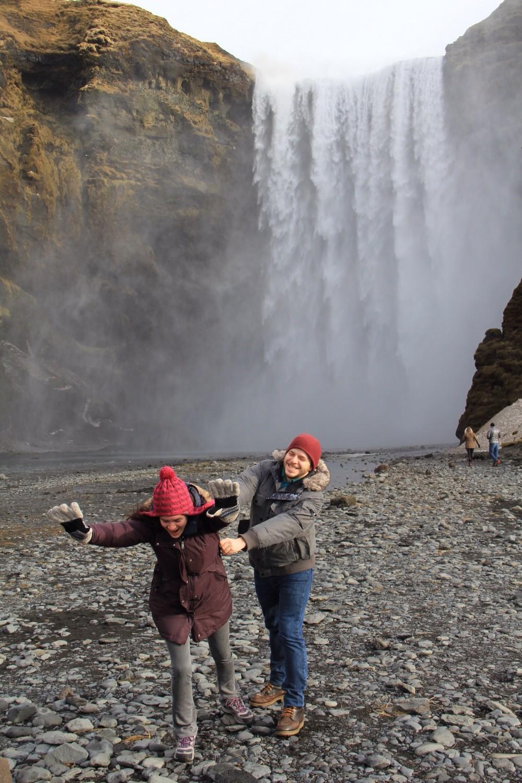 Liz and Matt's Proposal in Iceland
