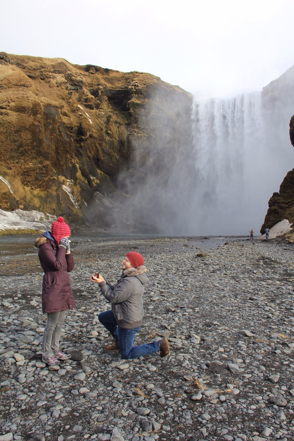 Image 7 of Liz and Matt's Proposal in Iceland