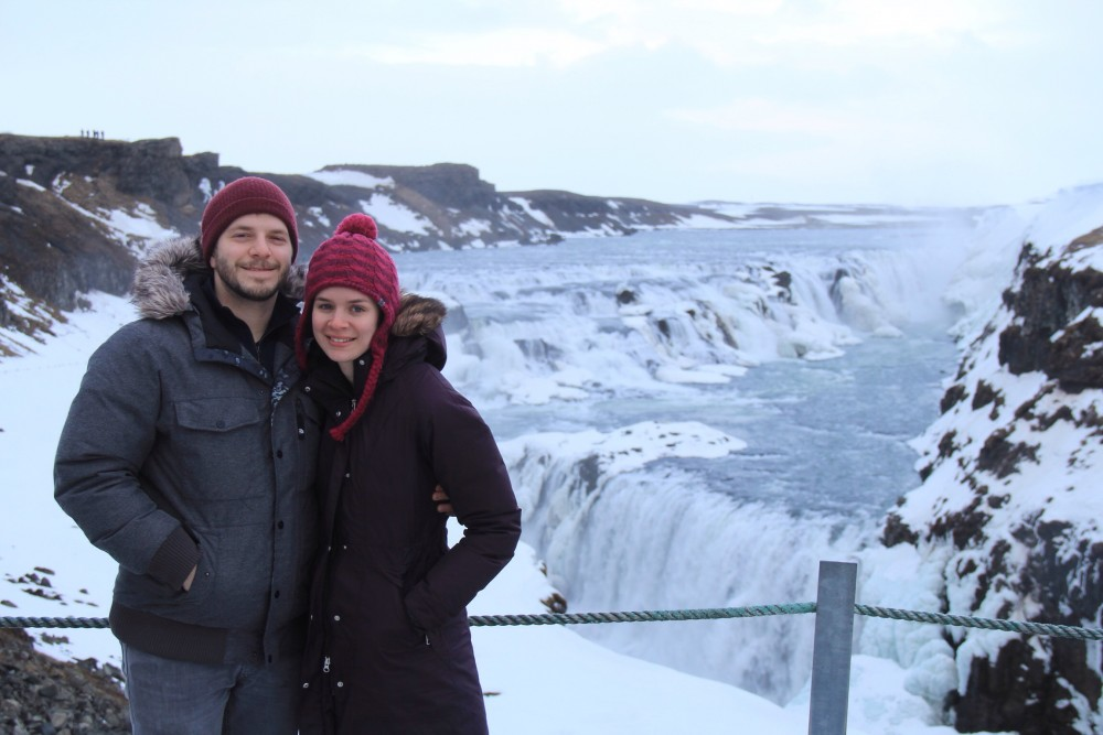 Image 4 of Liz and Matt's Proposal in Iceland