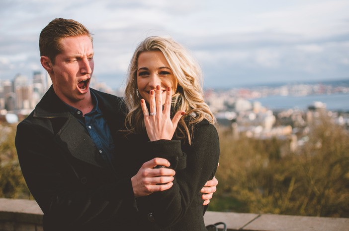 Image 5 of Joe and Deanna's Seattle Proposal