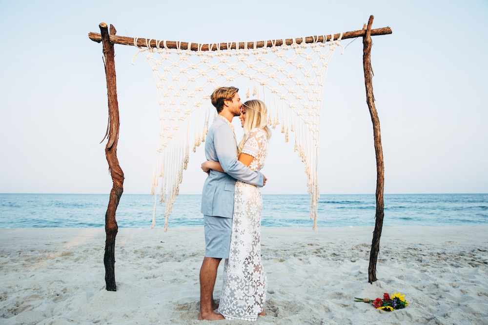 Amazing beach weddings