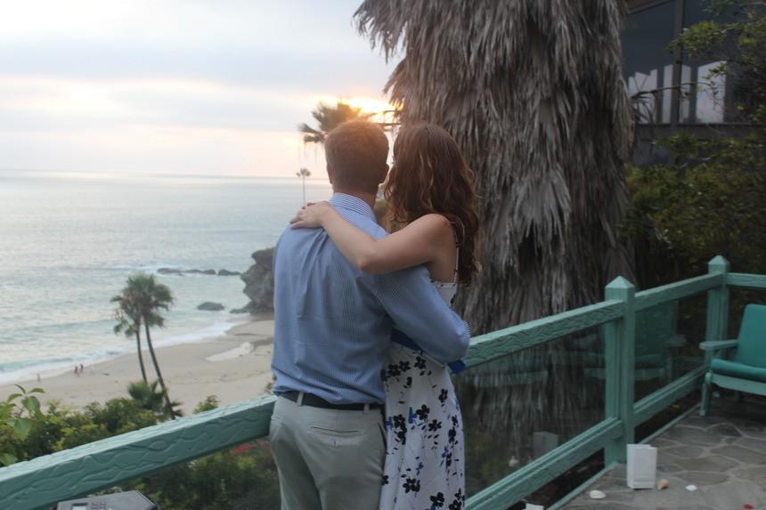 Bobby & Sarah Proposal 2