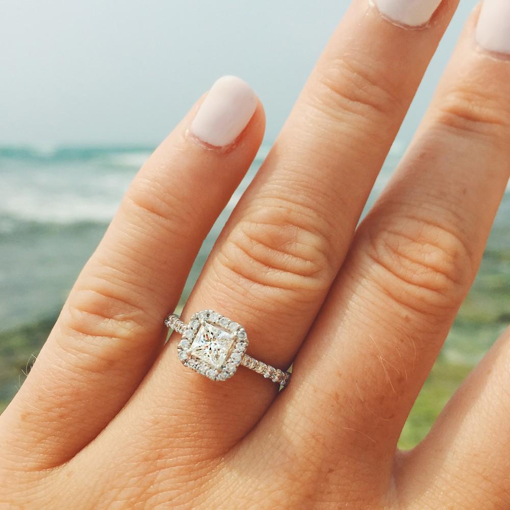 Marriage Proposal in Riviera Maya, Mexico