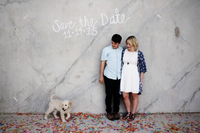 Image 4 of Megan and Charles' Puppy Proposal Video