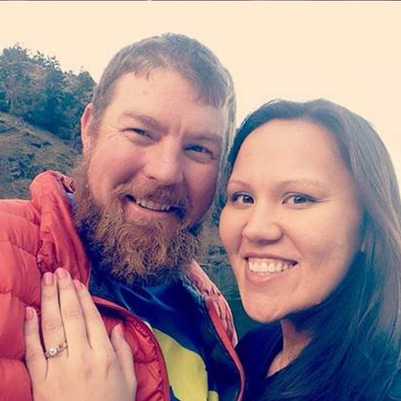 Image 2 of Shane Co. Couple: Lucy & Michael's Sunset Boat Proposal