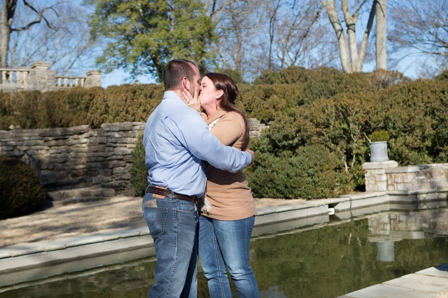 Marriage Proposal at Nashville's Botanical Gardens3_low