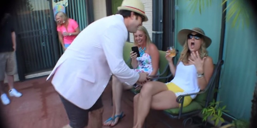 Image 2 of Aca-OMG You Have To See This Pitch Perfect Proposal
