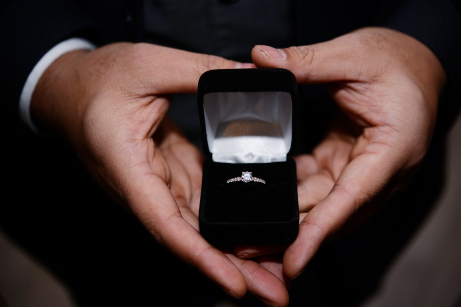 Image 6 of Rajh and Alyssa's Puzzle Piece Proposal