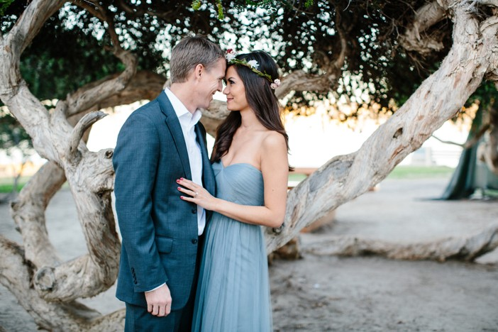 Image 1 of Jessica and Chip's Romantic La Jolla Proposal at Sunset
