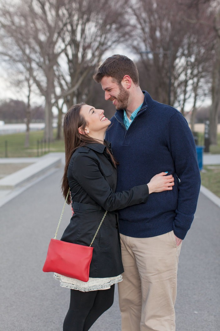 Image 9 of Sharon and Daniel's Timeless Marriage Proposal in DC