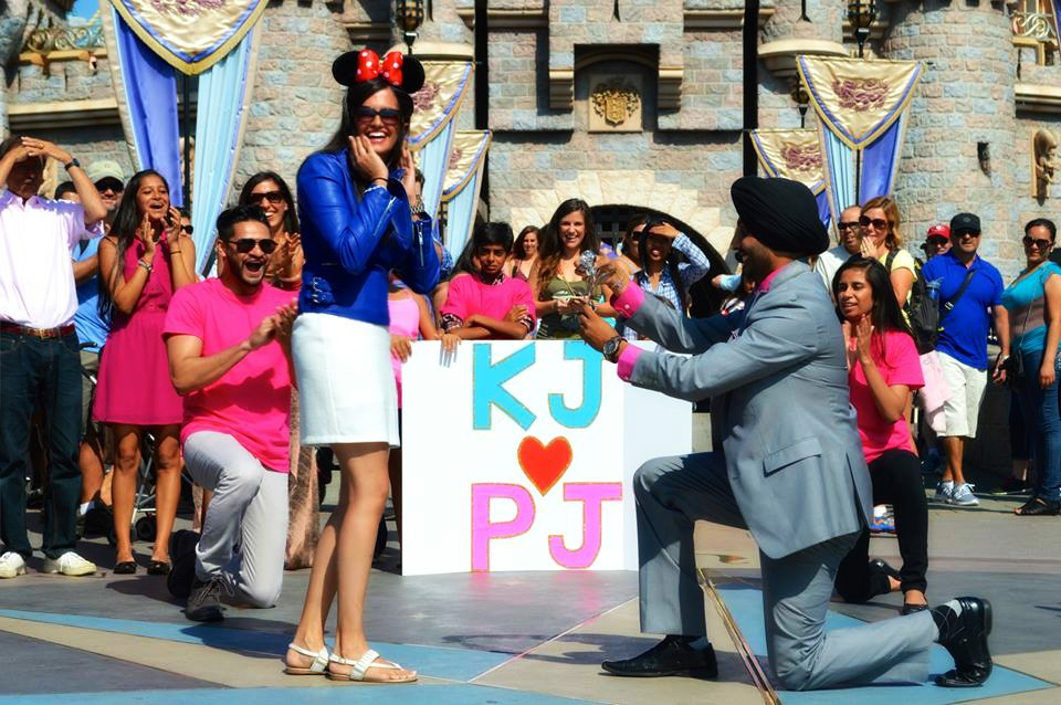 Poonam And Kjs Marriage Proposal On Howheasked