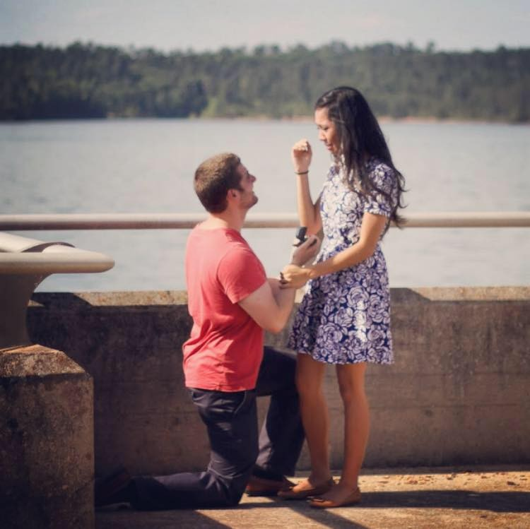 Image 5 of Isra and Shands | High School Sweethearts Proposal