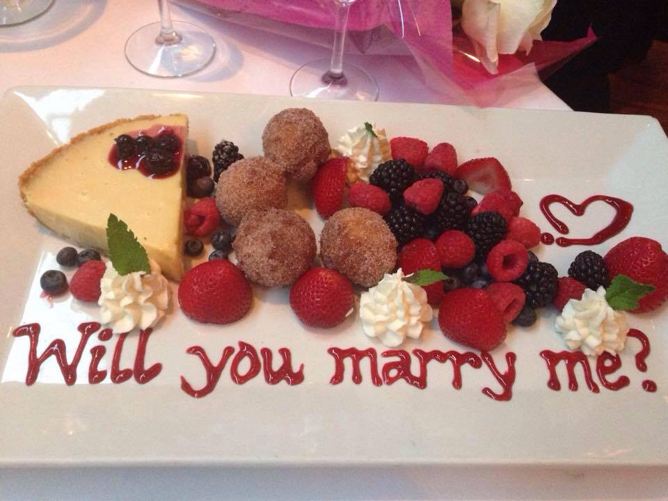 Image 8 of Erika and Rich's Dessert Proposal