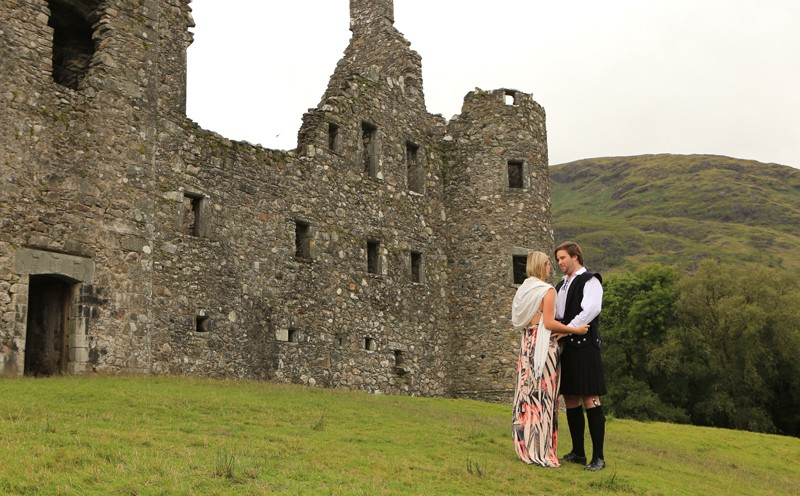 Image 2 of Robyn and Marc's Scotland Proposal