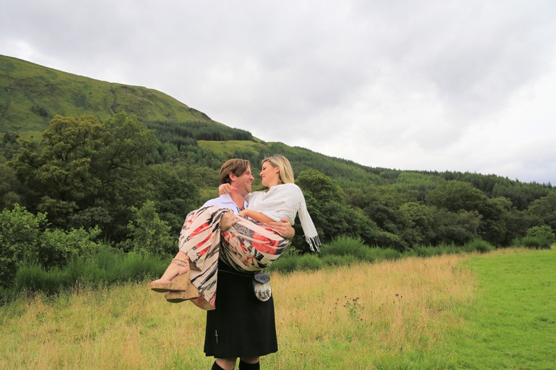 Image 11 of Robyn and Marc's Scotland Proposal