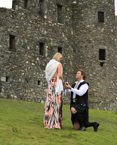 Image 3 of Robyn and Marc's Scotland Proposal