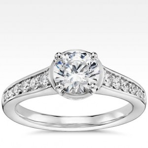 Primrose Diamond Engagement Ring