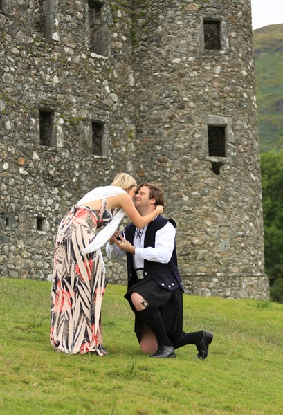 Image 4 of Robyn and Marc's Scotland Proposal