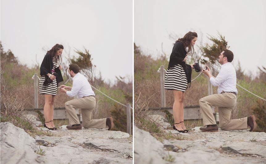 Beach Proposal Photos (2)