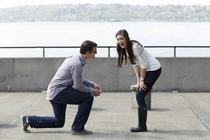 Image 11 of 50 of Hands-Down the BEST Proposal Reaction Photos