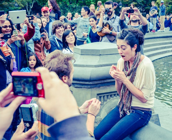 Image 17 of 50 of Hands-Down the BEST Proposal Reaction Photos