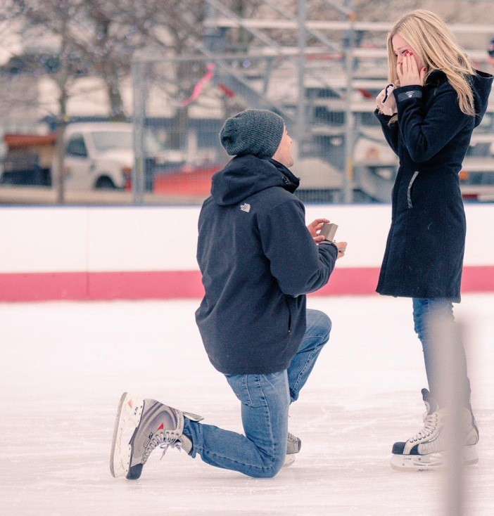 Image 21 of 50 of Hands-Down the BEST Proposal Reaction Photos