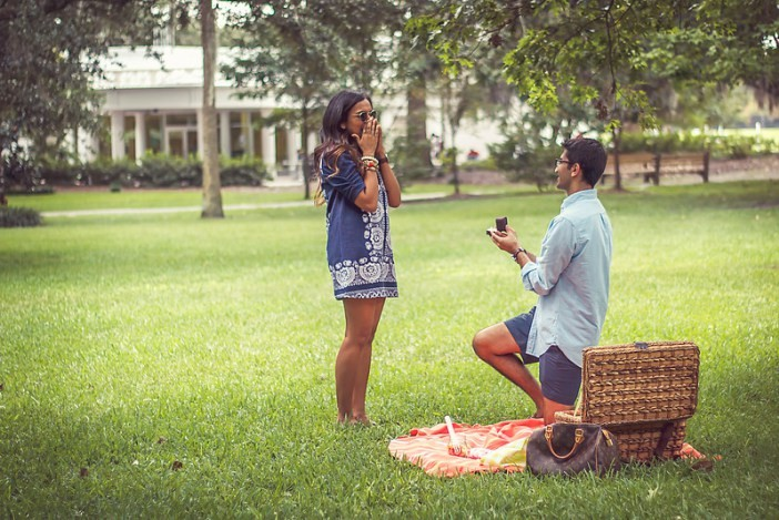 Image 31 of 50 of Hands-Down the BEST Proposal Reaction Photos