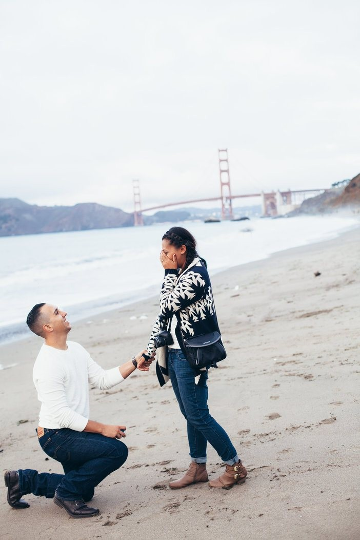 Image 33 of 50 of Hands-Down the BEST Proposal Reaction Photos