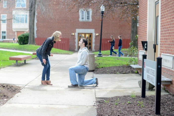Image 34 of 50 of Hands-Down the BEST Proposal Reaction Photos