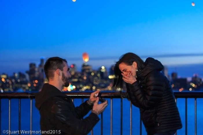Image 39 of 50 of Hands-Down the BEST Proposal Reaction Photos