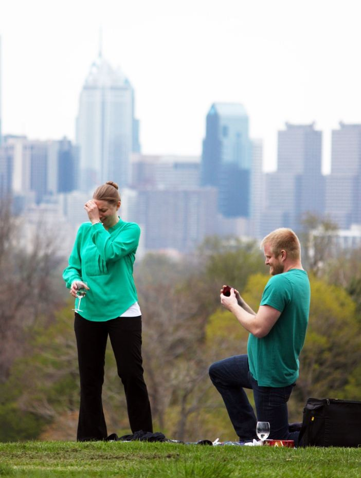 Image 42 of 50 of Hands-Down the BEST Proposal Reaction Photos