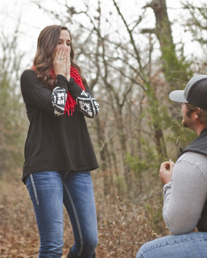 Image 22 of 50 of Hands-Down the BEST Proposal Reaction Photos