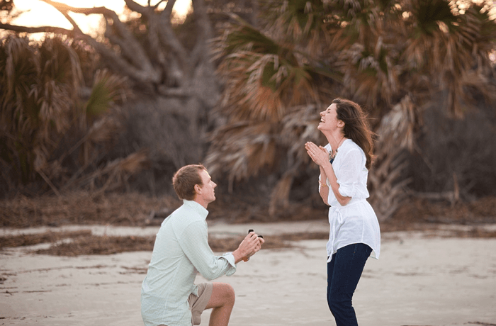 Image 43 of 50 of Hands-Down the BEST Proposal Reaction Photos