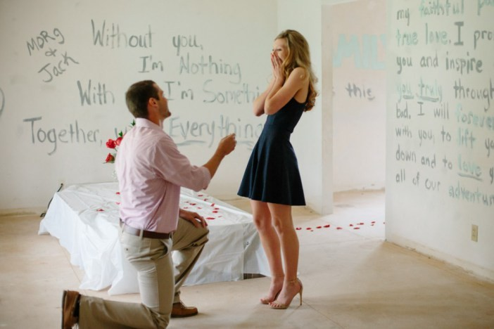 Image 7 of 50 of Hands-Down the BEST Proposal Reaction Photos
