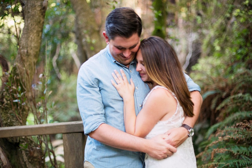Image 1 of Drew and Cori's Big Sur Proposal