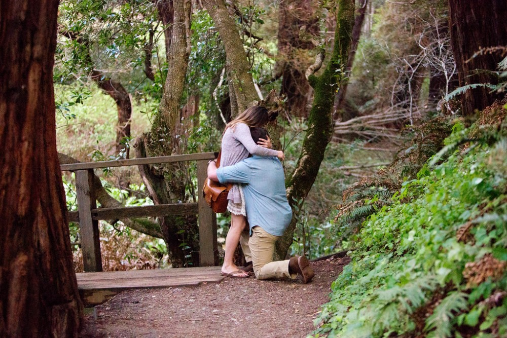 Image 8 of Drew and Cori's Big Sur Proposal