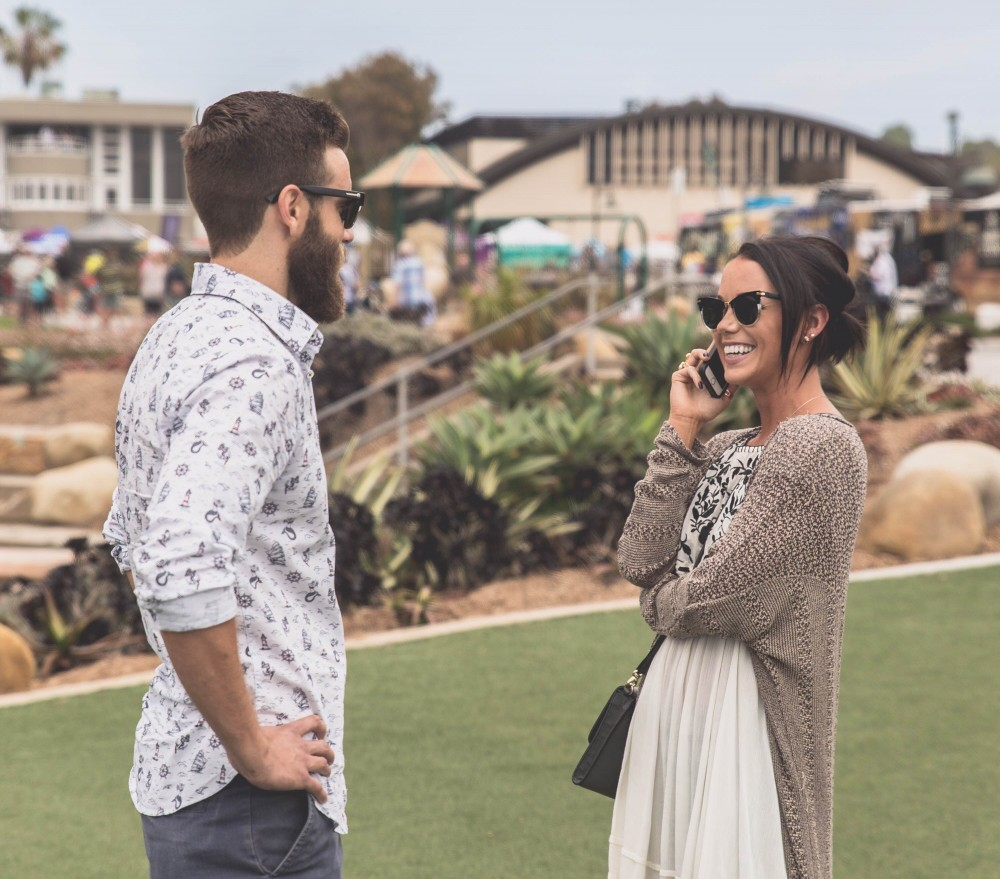 Adorable Proposal in San Diego