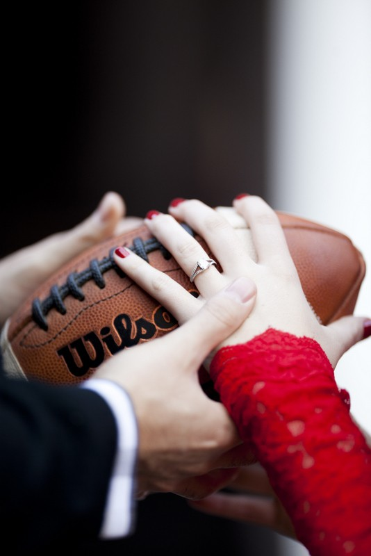 Image 11 of Hayley and Rob's Football Rival Proposal