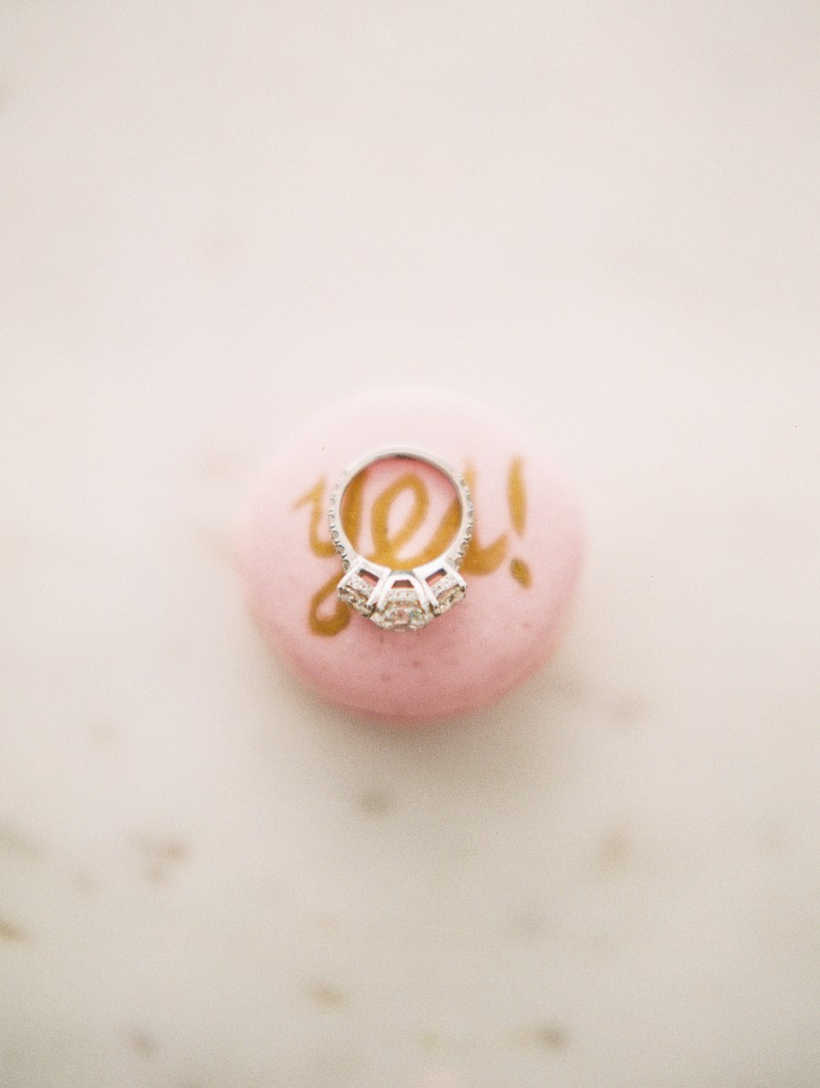 Image 19 of Matthew and Ashley's Macaroon Proposal