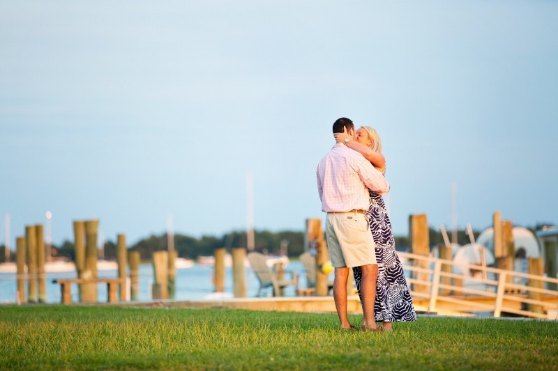 Image 5 of Andrew and Brooke's Surprise Marriage Proposal in Beaufort