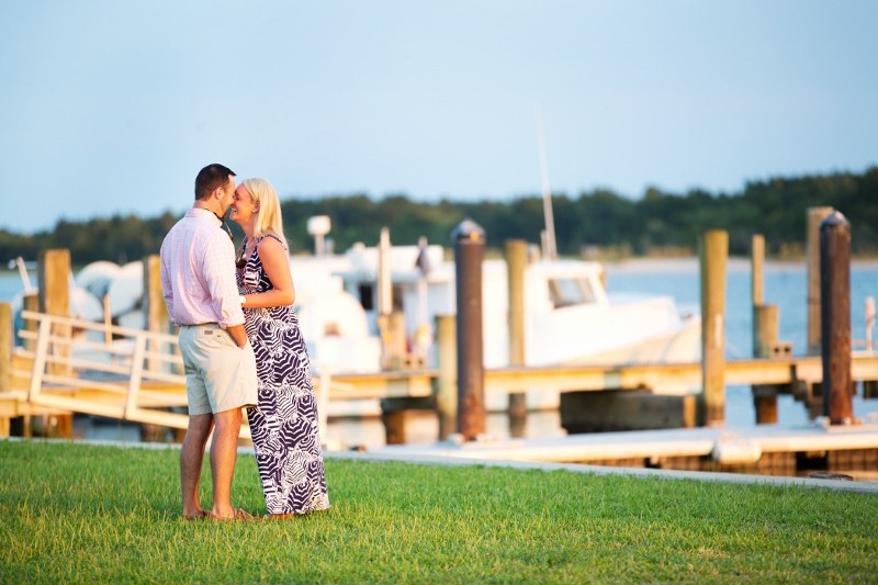 Image 2 of Andrew and Brooke's Surprise Marriage Proposal in Beaufort