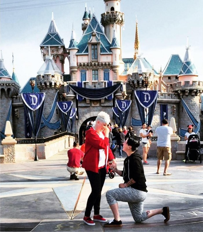 Image 3 of Love Wins: The Sweetest Same-Sex Marriage Proposals