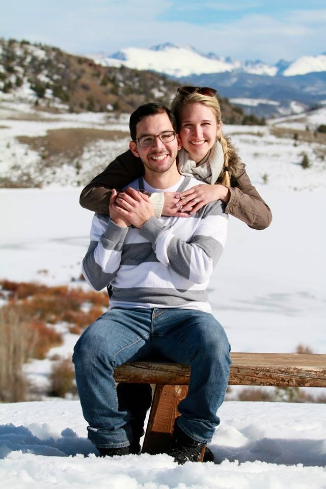 Image 7 of Sarah and Rodolfo Snowy Ranch Proposal