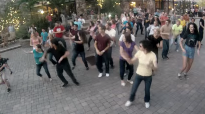 Flash Mob Proposal (2)