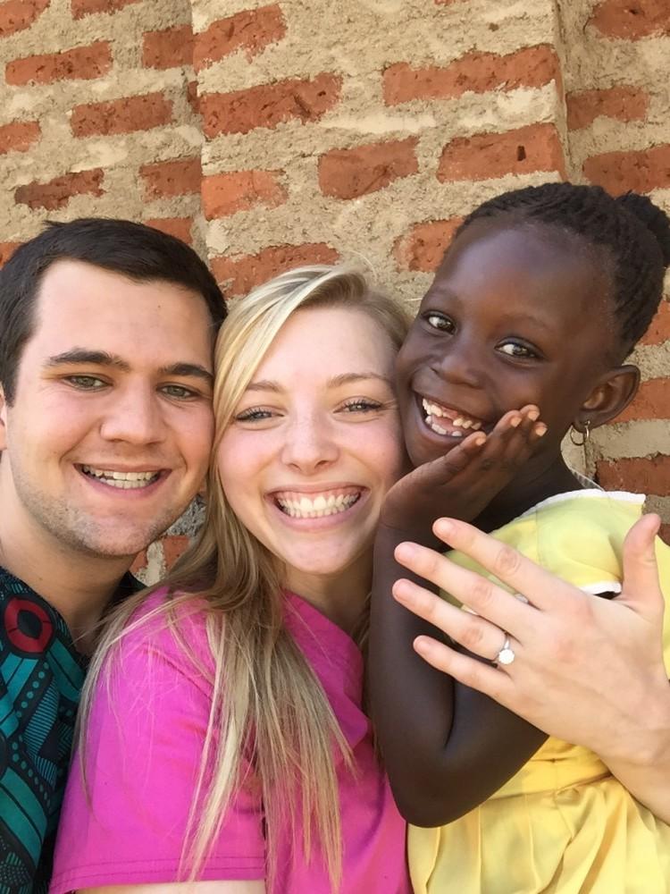 Image 5 of Katherine and Matthew's Sweet Proposal in Uganda