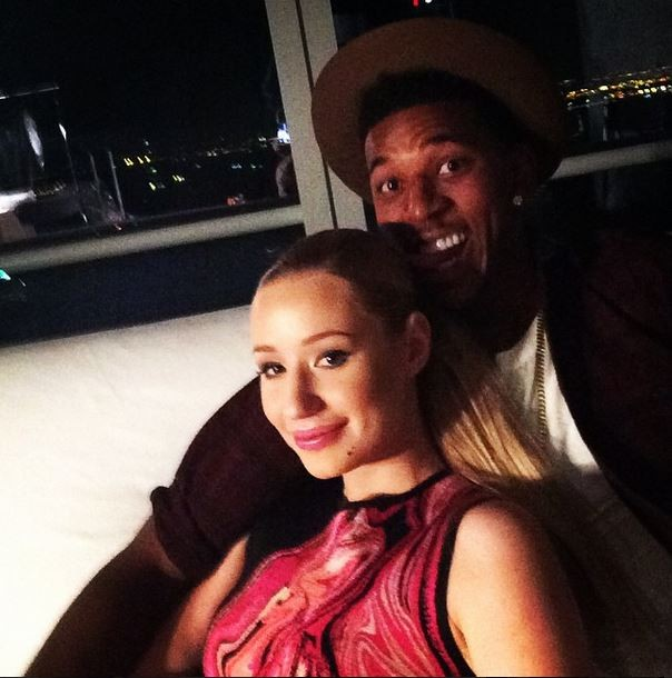 Image 1 of Iggy Azalea is Engaged with a Fancy Diamond!