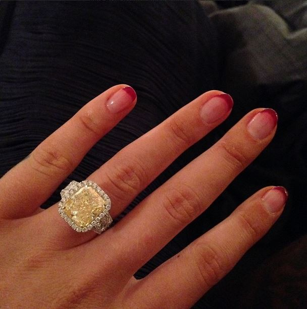 Image 3 of Iggy Azalea is Engaged with a Fancy Diamond!