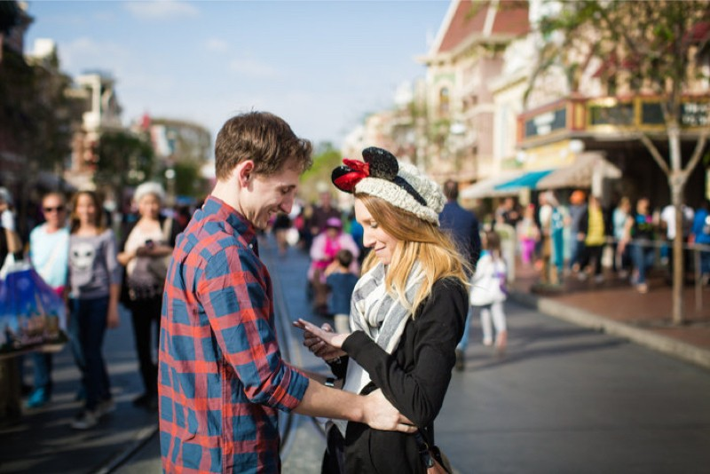 Jane and Patricks Disneyland Marriage Proposal_1 (4)