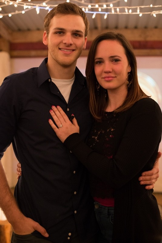 Image 1 of Lauren and Chris' Marriage Proposal Video in Texas